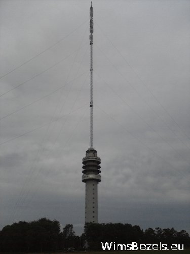 radio tower hoogersmilde june 2012